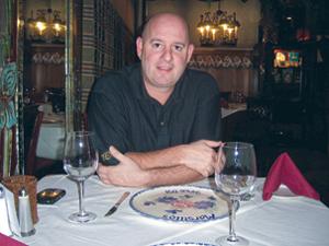Alan Meinster ′86
