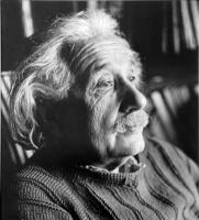 The photo that Einstein gave to Bill Hausdoerffer \'36.