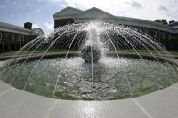 science complex fountain