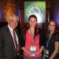 TCNJ's Gamma Zeta Chapter of Kappa Delta Pi wins ACE Award