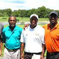 Hundreds hit the links to support Lions athletics