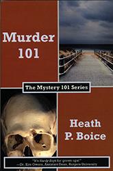 murder 101 book cover