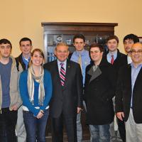 TCNJ students go to Washington