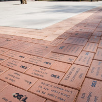 Brick campaign update and Alumni Grove Open House and Barbecue