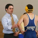 '07 alum appointed interim head wrestling coach