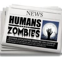 TCNJ students valiantly fight off zombie apocalypse