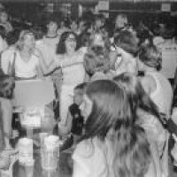Then and Now: Campus Hangouts
