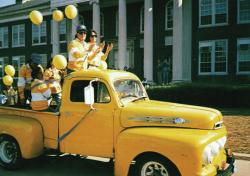 homecoming parade from 80s