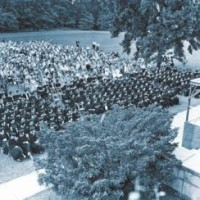 Then and Now: Commencement Ceremonies and Traditions