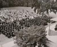 Photo Gallery: Commencement through the Years