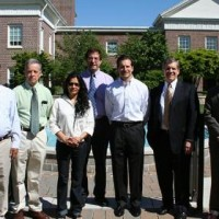 Accounting and Information Systems Department Wins 2010 Dahne Award for Faculty Excellence