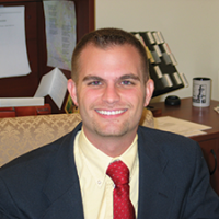 Cahill '05, '09 is the new Alumni Association president