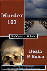 murder 101 book cover