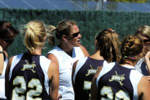 TCNJ's only three-sport National Champion student-athlete is now the IWLCA Assistant Coach of the Year