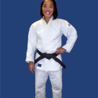 "Judo champ adheres to ""the gentle way"" both on and off the mat"