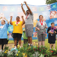 TCNJ's special connection with Special Olympics