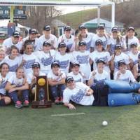 Field hockey wins national championship