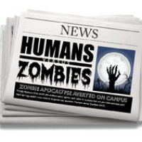 TCNJ students valiantly fight off zombie apocalypse