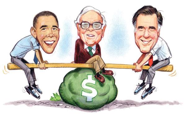 Tax the rich?