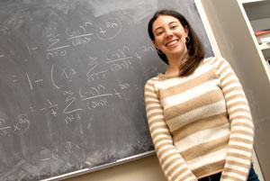 Model researcher