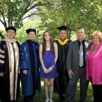 First recipient of Alyssa Ruggieri '09 Scholar Award announced