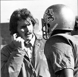 This month in Lions' sports history: Eric Hamilton's first game as head coach