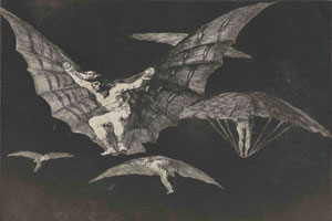 "Francisco Goya's ""A Way to Fly"""