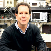 Professor's work with lasers is advancing the development of next-generation smartphone displays