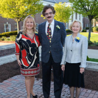 Alumni Association bestows highest honors during Reunion weekend