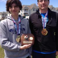 IMM student runs marathons and saves lives
