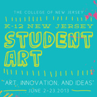TCNJ Art Gallery exhibit will display works from state's best K–12 artists