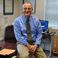 John Karsnitz, longtime chair and professor of tech studies, retires