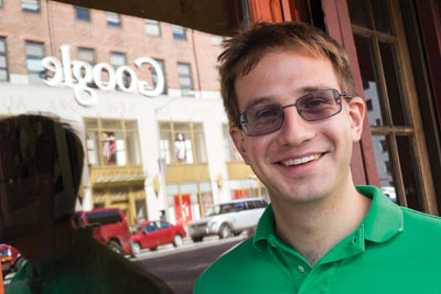 Jake Voytko '08 is a software engineer at Google, Inc.