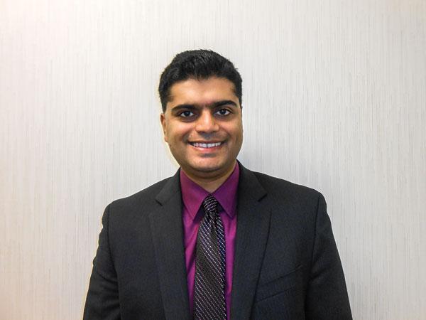 Change agent: Gautam Prasad '98, MD, PhD
