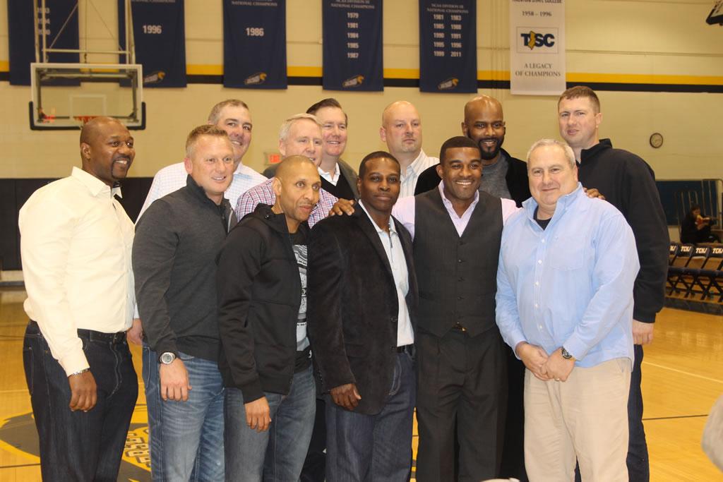 Photo Gallery for 1989 TSC Men's Basketball Team Reunion Reception