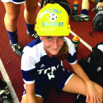 p9 women's soccer hat
