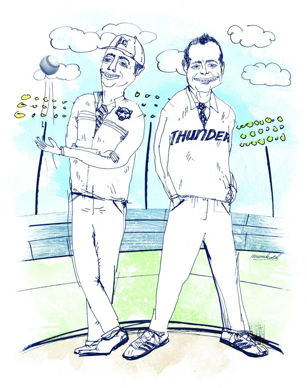 Major Fun in the Minor Leagues