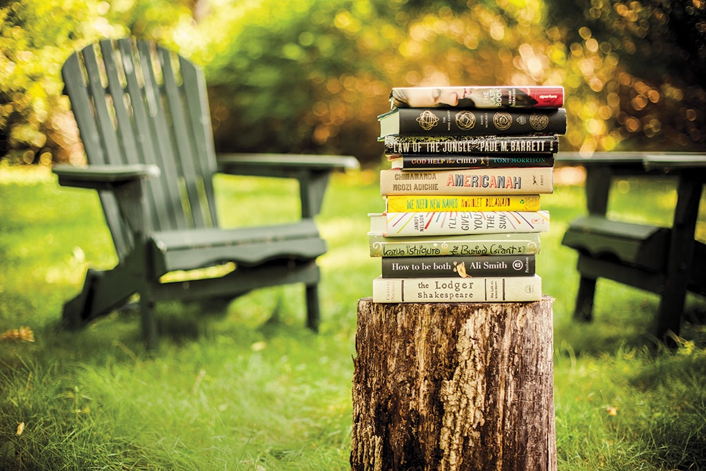 Cool reads for dog days