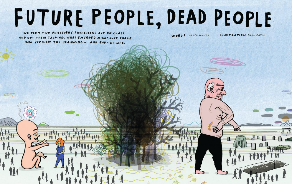 Future people, dead people